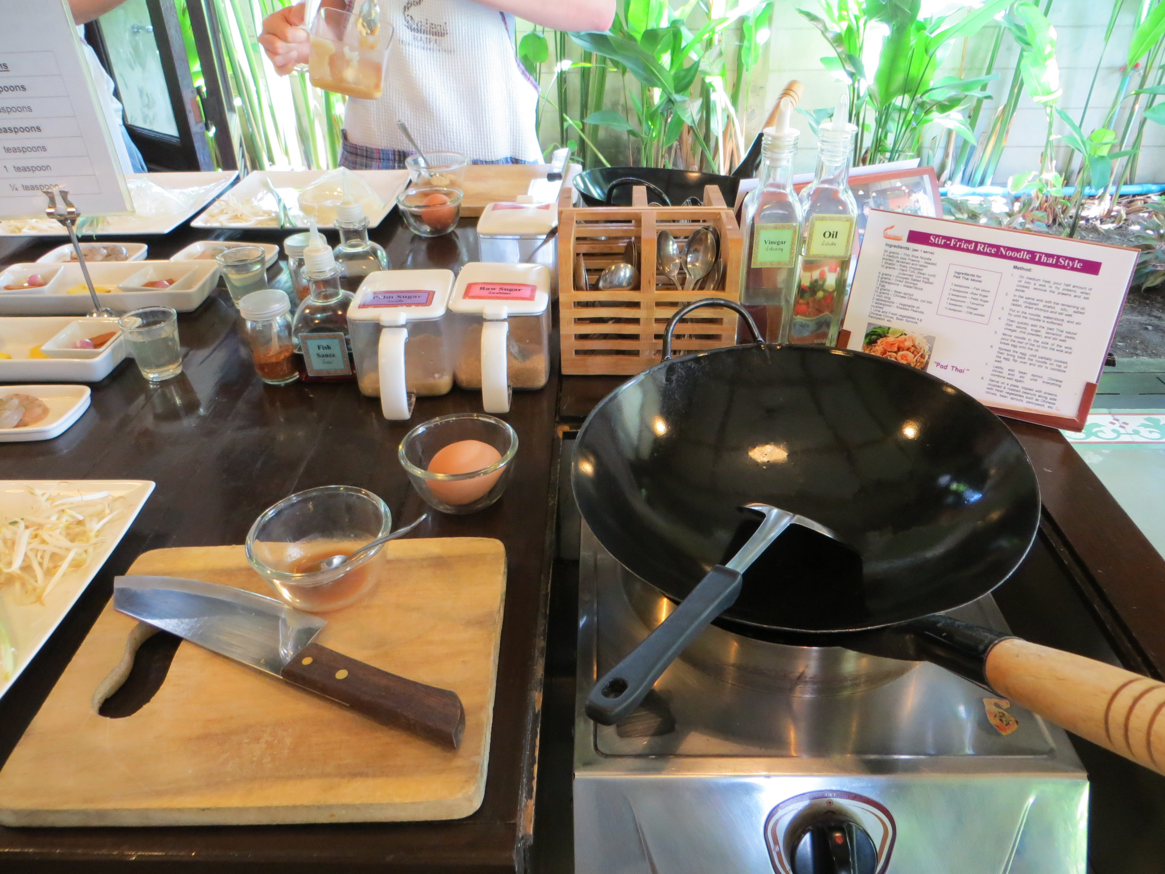 Thai Cooking School & Lemongrass Bars with Coconut Shortbread Crust ...